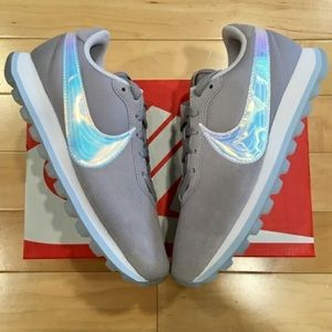 Nike Pre Love O.X. Sneaker, Holographic Swoosh BN
